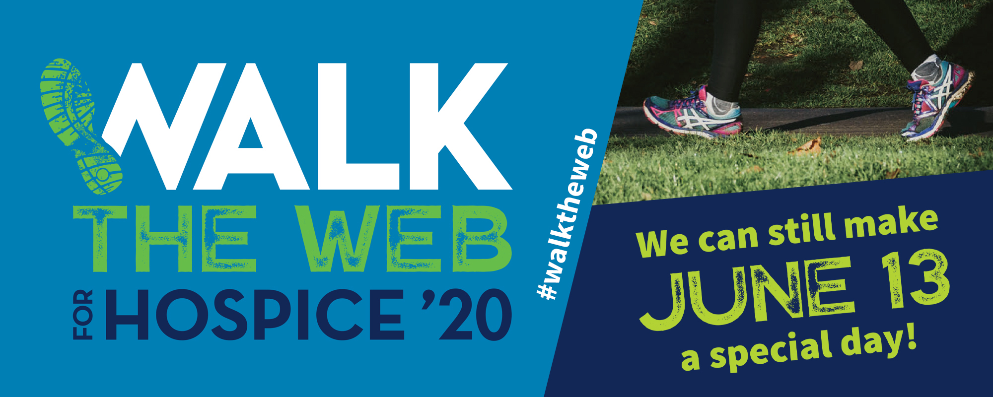 Walk the Web - Saturday, June 13, 2020 - 10:30 am